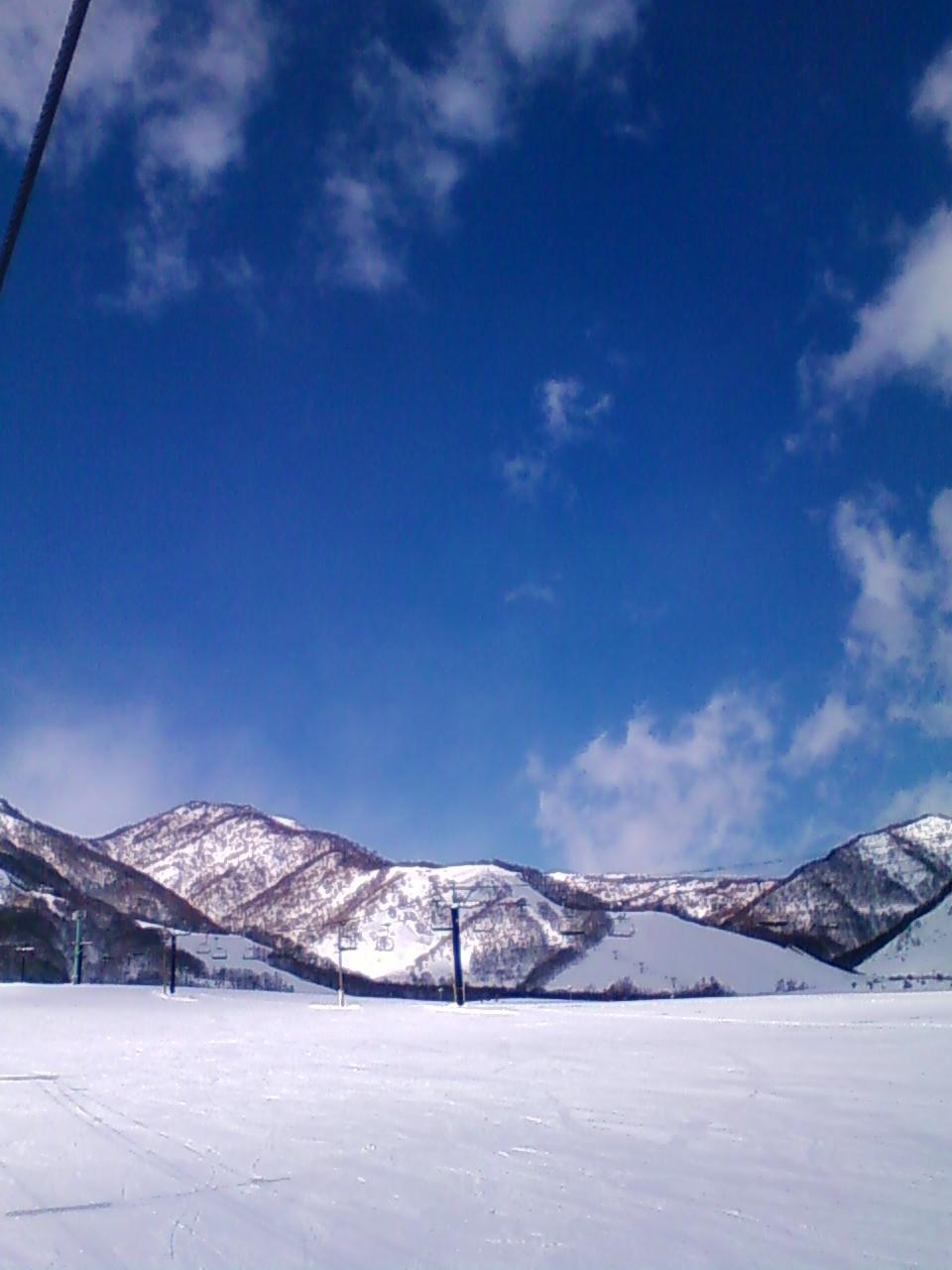 冬だ!スキーだ!大好き!画像