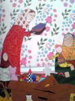 イスラームについての英語絵本 Na'ima B Robert & Shirin Adl / Ramadan Moon画像