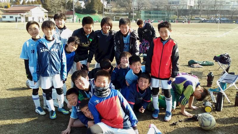6年生活動 第2回 栃木県近隣サッカー交流大会